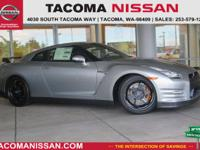 New Price! Super Silver 2016 Nissan GT-R Black Edition