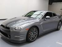 This awesome 2016 Nissan GT-R 4x4 comes loaded with the