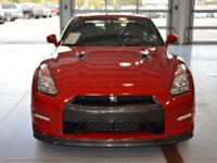 Options:  2016 Nissan Gt-R Premium|Red|Here At The