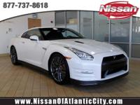 Look at this 2016 Nissan GT-R Premium. Its Automatic