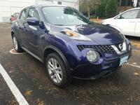 WOW!!! Check out this. 2016 Nissan Juke S Cosmic Blue