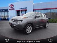 Clean CARFAX. CARFAX One-Owner. 2016 Nissan Juke I4