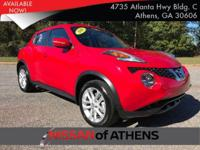 Look at this 2016 Nissan JUKE S. Its Variable