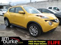 -CARFAX 1-Owner *New Arrival* This 2016 Nissan JUKE is
