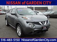 Land a steal on this 2016 Nissan JUKE SL before someone