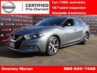 NISSAN CERTIFIED PRE-OWNED !!! PLATINUM !!! Recent