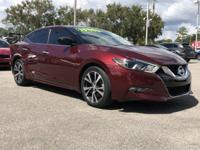 IIHS Top Safety Pick+. This Nissan Maxima delivers a