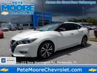 Check out this gently-used 2016 Nissan Maxima we
