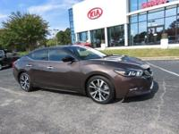 CARFAX One-Owner. Clean CARFAX. Bronze 2016 4D Sedan