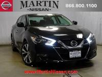 Carfax 1 owner with Navigation!!! Martin Nissan has a