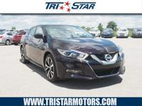 It doesn't get much better than this 2016 Nissan Maxima