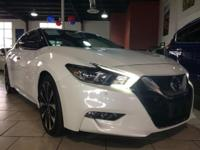 This 2016 Nissan Maxima 3.5 SR is proudly offered by