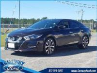 22/30 City/Highway MPG Bordeaux 2016 Nissan Maxima SR