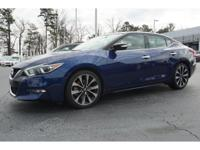 Treat yourself to this 2016 Nissan Maxima 3.5 SR, which