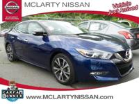 What a price for a 16! Here it is! 2016 Nissan Maxima