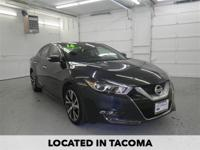 2016 Nissan Maxima Platinum Cal for the Real Deal.,