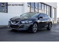 CARFAX One-Owner. New Price! 2016 Nissan Maxima 3.5 SL