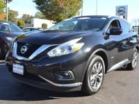This 2016 Nissan Murano SL is proudly offered by Nissan