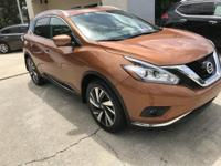2016 Nissan Murano Platinum ** Less than 100 miles!!!