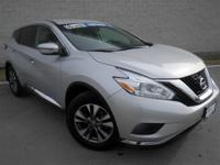 Recent Arrival! Murano S, CVT with Xtronic, AWD.  Smith