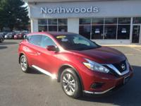 This outstanding example of a 2016 Nissan Murano S is
