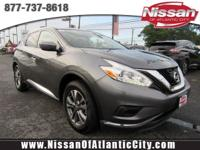 Look at this 2016 Nissan Murano S. Its Variable