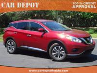 You're looking at a 2016 Nissan Murano S in Car