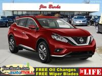 -CARFAX 1-Owner This 2016 Nissan Murano SV is a 100%
