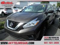 Options:  2016 Nissan Murano Sv|Clean Carfax!! One Of