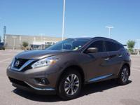 For a smoother ride, opt for this 2016 Nissan Murano SV
