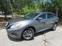 This 2016 Nissan Murano 4dr FWD 4dr SV features a 3.5L