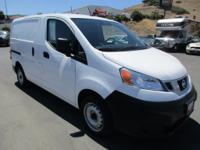Options:  2016 Nissan Nv200 S|2L I4 16V|Continuously