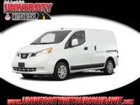 **HAGGLE FREE PRICING** 1-Owner White 2016 Nissan NV200