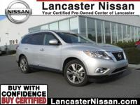 Our CarFax One Owner 2016 Nissan Pathfinder Platinum is