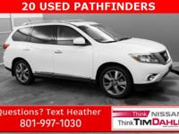 New Price! CARFAX One-Owner. Clean CARFAX. Text Heather