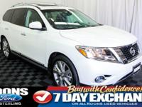 **LEATHER, MOONROOF, NAVIGATION, BLIND SPOT** 2016
