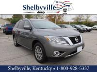 CARFAX One-Owner. Clean CARFAX. 2016 Nissan Pathfinder
