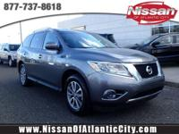 Check out this 2016 Nissan Pathfinder S. Its Variable