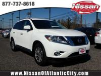 Check out this 2016 Nissan Pathfinder SL. Its Variable