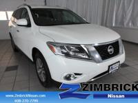 Options:  2016 Nissan Pathfinder 4Wd 4Dr Sv|4-Wheel