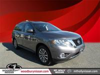 4WD. Get Hooked On Woodbury Nissan! Right SUV! Right