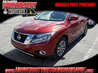 **HAGGLE FEE PRICING** This Pathfinder is nicely