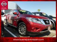 ***MP3*** and ***NISSAN CERTIFIED***. 4WD. Breathing