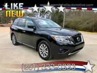2016 Nissan Pathfinder. Has only 28000 miles. V6 3.5L