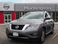 This 2016 Nissan Pathfinder S is offered to you for