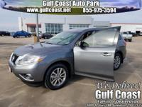 CLEAN CARFAX and **CARFAX 1 OWNER**. Nissan Certified,