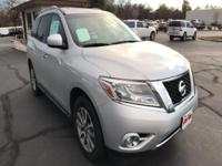 Introducing the 2016 Nissan Pathfinder! Packed with