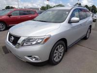 CARFAX 1-Owner, LOW MILES - 12,062! SV trim. EPA 27 MPG
