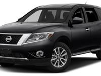 Options:  2016 Nissan Pathfinder |Miles: 31449Color: