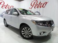2016 Nissan PathfinderCARFAX One-Owner. Clean